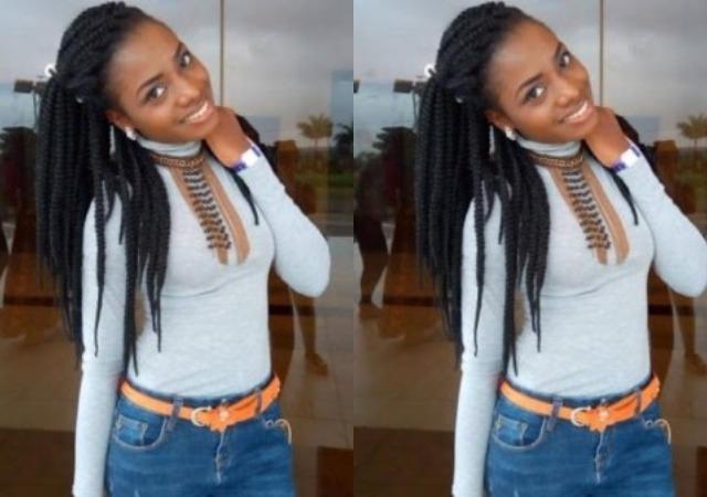 Eyes of Elozino Ogege, the Murdered DELSU Student Found In a Shrine