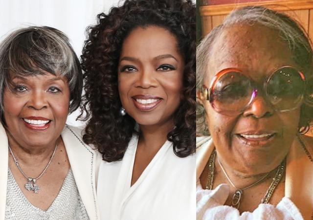 Oprah Winfrey's Mum, Vernita Lee, Dies At 83