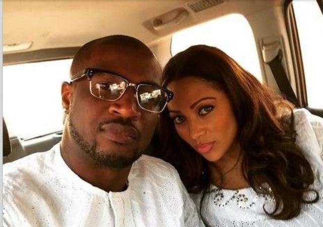 Mr. P Celebrates His Wife On Her Birthday