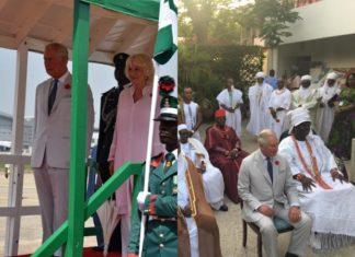 Fearless Oba of Benin Tells Prince Charles to Return All Stolen Benin Artifacts