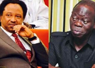 How Sen. Shehu Sani's Senatorial Ticket Was 'Sold For $2m' To Oshiomhole