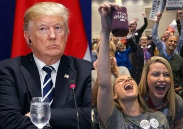 #USMidterms2018: Republicans Hold Senate as Democrats Wins Back House