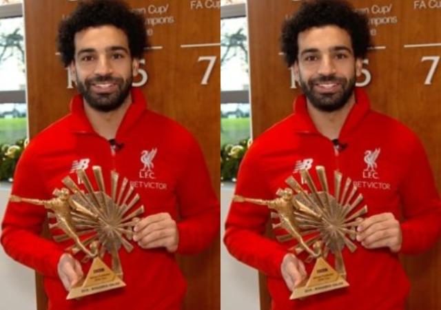 Mohamed Salah Named BBC African Footballer Of The Year 2018