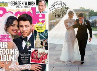 First Official Wedding Photos of Newlyweds Priyanka Chopra and Nick Jonas