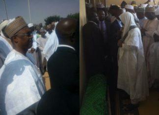 More Funeral Photos from the Burial Ceremony of Ex-President of Nigeria, Shehu Shagari