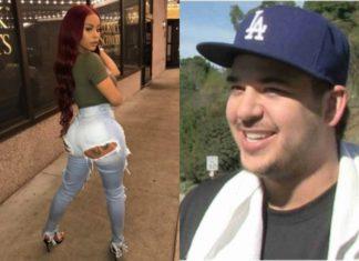 Rob Kardashian Publicl Reveals He's Crushing on Alexis Skyy