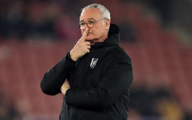 Italian Football Manager, Claudio Ranieri Sacked By Premiership Club Fulham