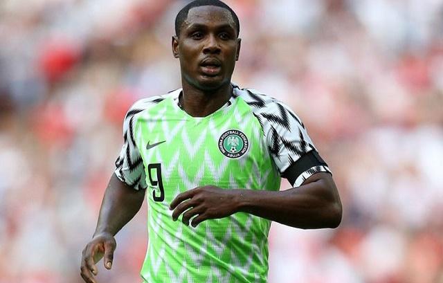 Super Eagles Striker, Odion Ighalo Reveals How He Turned Down Barcelona Move