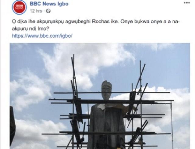 Big Shame as Rochas Okorocha Faces Major International Embarrassment