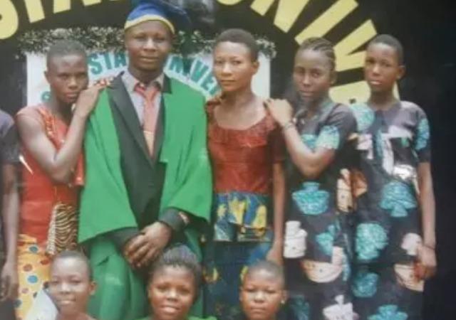 Heart Melting Photo of Family of 6 Killed During Communal Clash in Ebonyi
