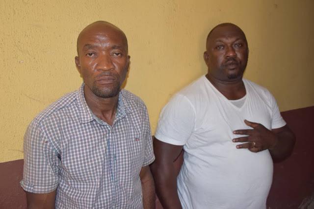 See the Oficial Photos of Policemen Who Killed Kolade Johnson