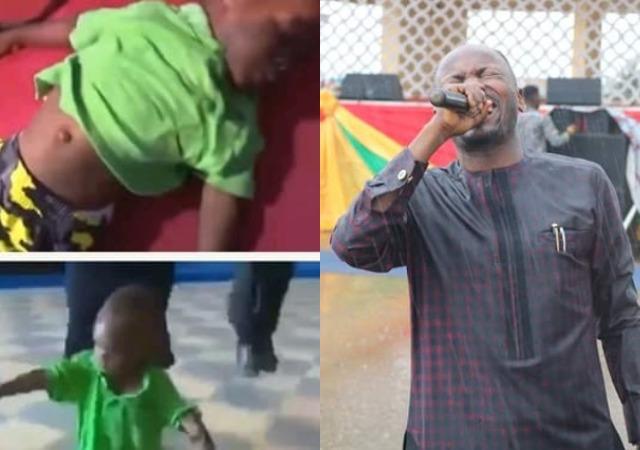 Endless Celebration As Apostle Johnson Suleman Resurrects a Dead Boy [Video]