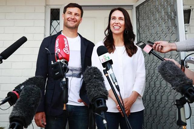 New Zealand Prime Minister, Jacinda Ardern Engaged To Her Partner Clarke Gayford