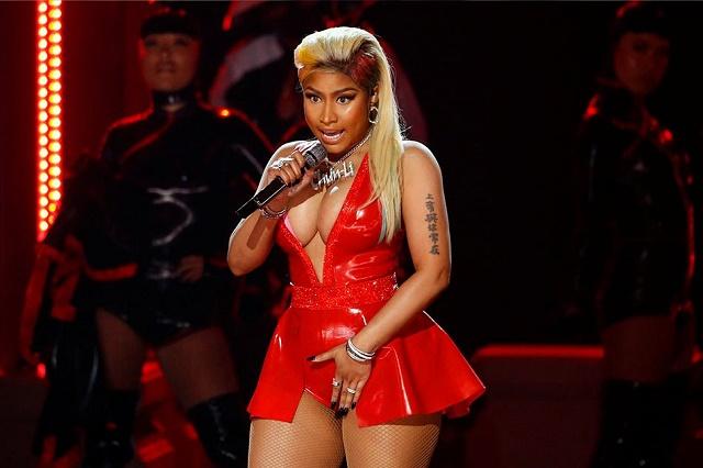Nicki Minaj Pulls Out Of Saudi Arabia Festival