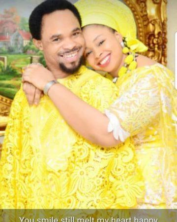 Popular 'Controversial Pastor', Prophet Chukuwemeka AKA Odumeje Shares Lovely Family Photos