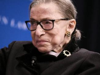 Ruth Ginsburg, U.S. Supreme Court Judge Hospitalized