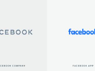 Social Media Giant, Facebook, Unveils New Logo [Photos]