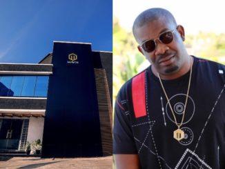 Mavin Boss, Don Jazzy Flaunt New Multi-Million Naira Mavin Office As He Turns 37 Today [Photos]