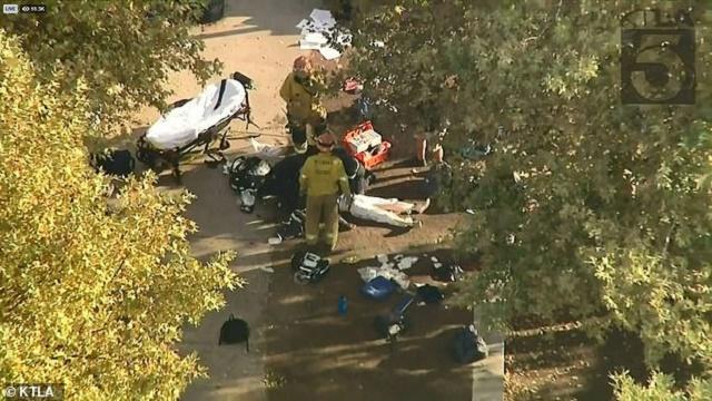 California High School Shooting: At Least 6 Injured [Photos]
