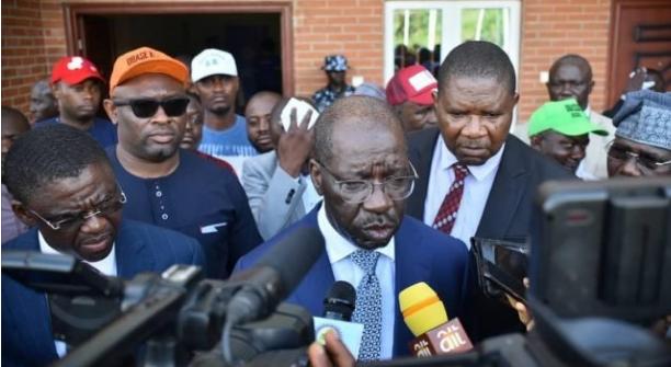 Governor Obaseki Rejects Paul Ohonbamu's Resignation
