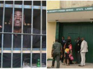 Ondo Jail Break: Thugs Attack Prison, Release Inmates