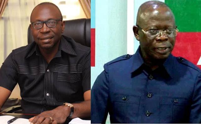 """""""Oshiomhole Is Not My Godfather""""– Osagie Ize-Iyamu  Laments"""