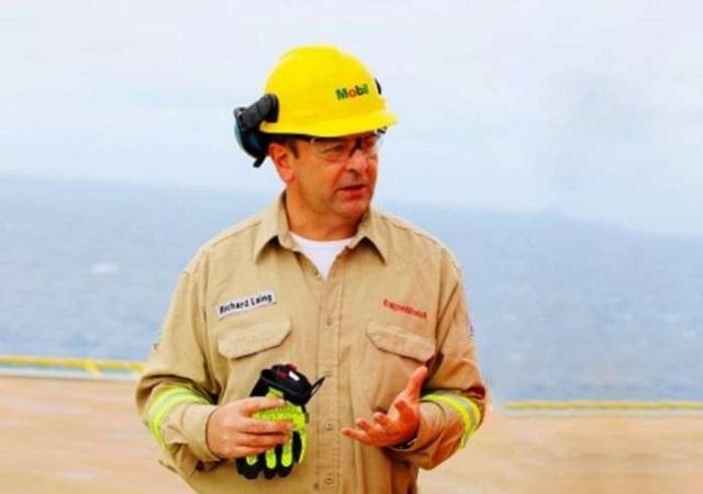 Richard Laing Becomes The New Exxonmobil Nigeria Chief