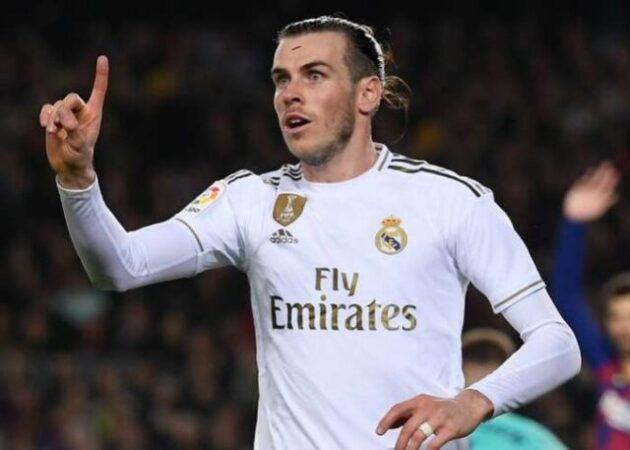 Wales Attacker, Gareth Bale Arrives At Tottenham To Seal Loan Move