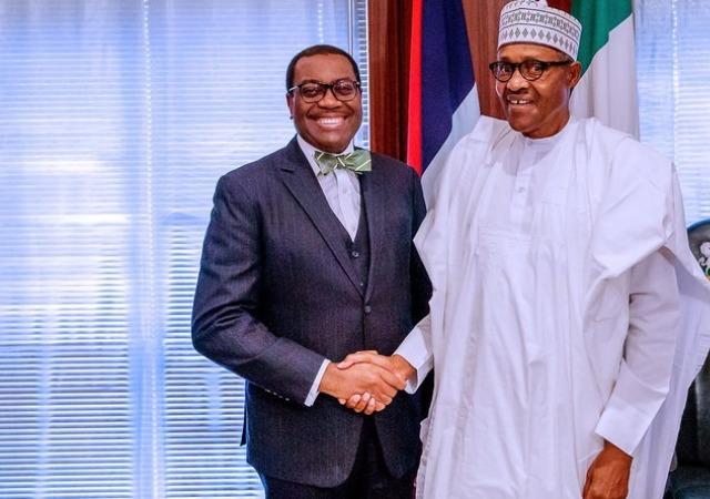 Why I Nominated Adesina For AFDB Job  ̶  President Buhari Reveals