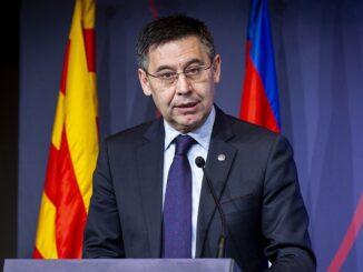 Barcelona President Josep Maria Bartomeu Resigns