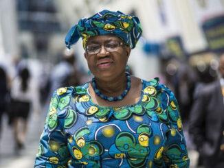 Ngozi Okonjo-Iweala Is the New Director General, World Trade Organization