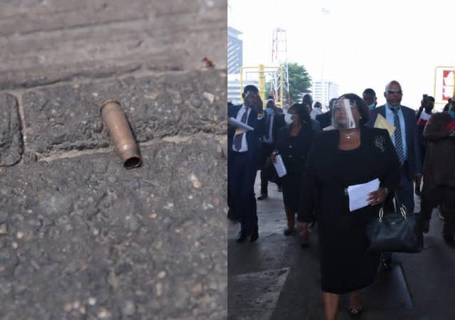Lekki Shootings: Lagos Panel Discovers Bullet Shells At Lekki Toll Gate