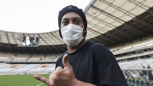 Former Footballer, Ronaldinho Tests Positive For Coronavirus