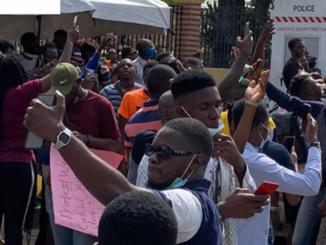 EndSARS: Endless Celebration As Presidential Panel Approves Protesters' Demands