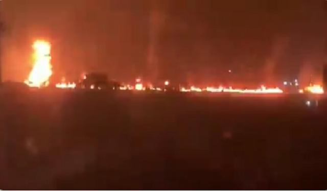 Tanker Explosion on Otedola Bridge [Photo]