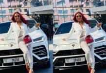 Mercy Eke Displays Her Curves in Stunning Photos