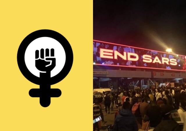 #EndSARS Protest: Islamic Scholar Writes DSS against Feminist Coalition Member