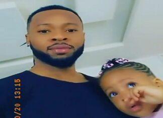 Flavour and His Daughter, Kaima Celebrate Their Birthdays (Video)
