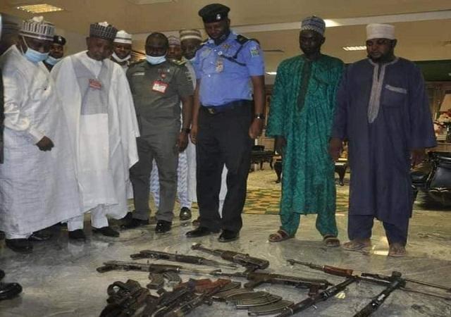 Governor Masari Grants Amnesty To Repentant Bandits Again