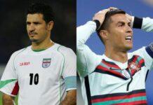 """An Honour to Have Ronaldo Break My Record""- Former Iran Striker, Ali Daei Says"