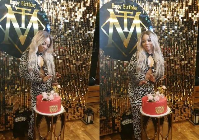 Toke Makinwa's 36th Birthday Party (Photos)