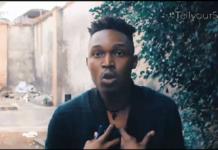 Kelvin Akparanta, African Biggest Man Ashawo Speaks (Video)