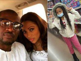 Peter Okoye's Daughter, Aliona Celebrates Birthday in Style (Photos)